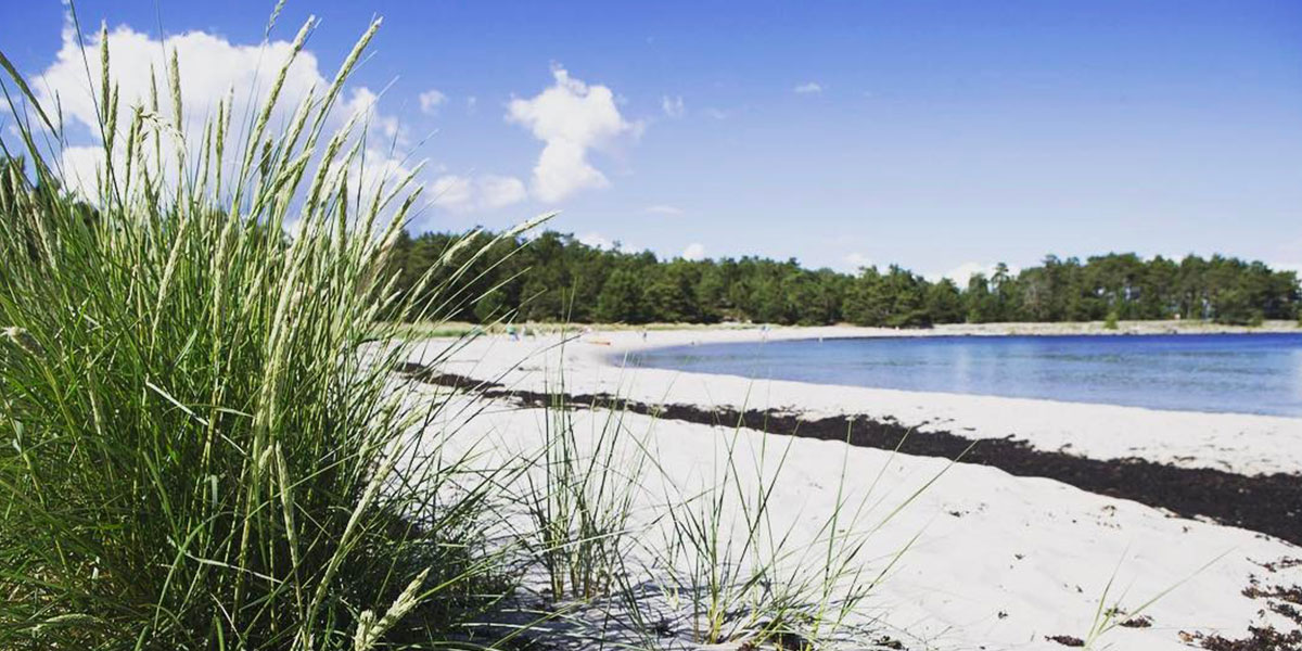 Nåttarö Stora Sand