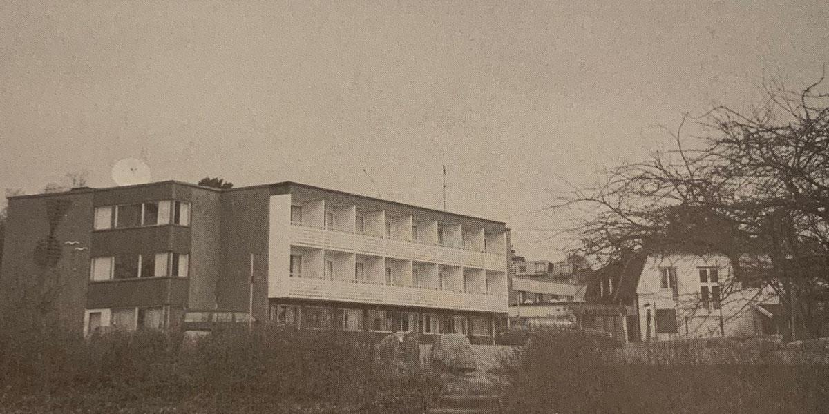 Historien om hotellet